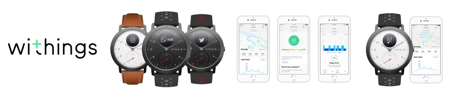 Withings banner